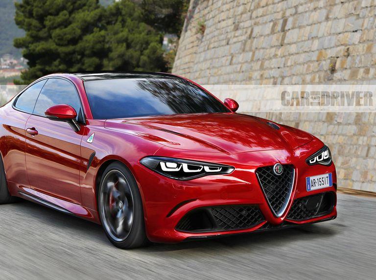 Alfa Romeo GTV 2021: specifikace, cena, datum vydání