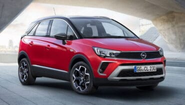 Opel Crossland 2021: technické údaje, cena, datum vydání