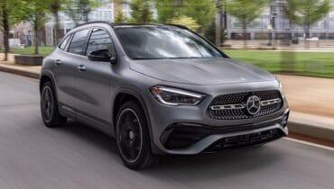 Mercedes-Benz GLA 250 2021: technické údaje, cena, datum vydání