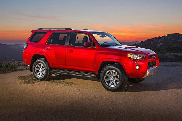 Toyota 4Runner 2022: specifikace, cena, datum vydání