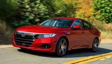 Honda Accord 2021: specifikace, cena, datum vydání