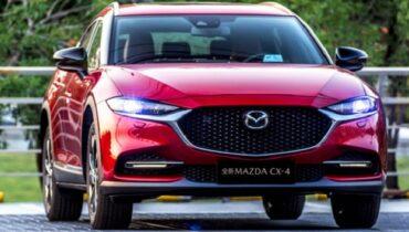 Mazda CX-4 2021: specifikace, cena, datum vydání