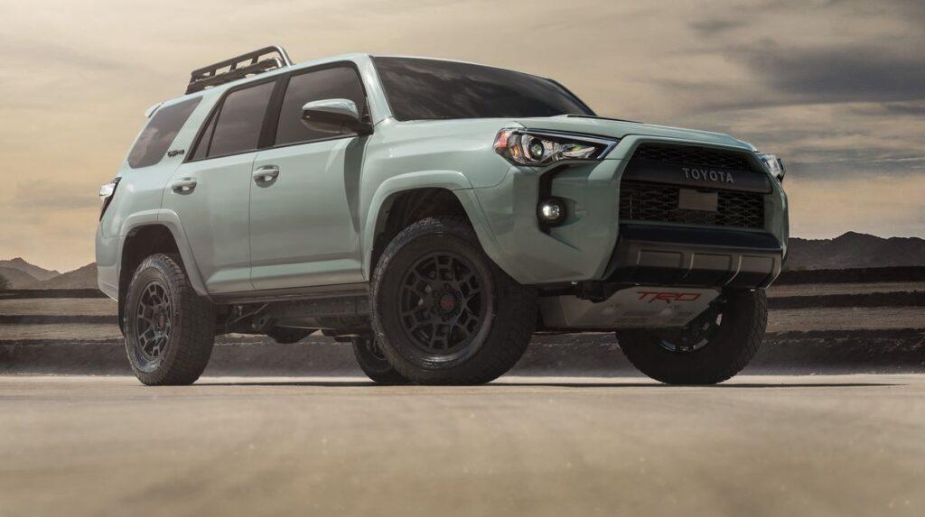 Toyota 4Runner 2021 TRD Pro: specifikace, cena, datum vydání
