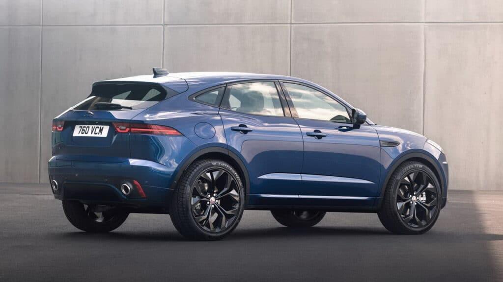Jaguar E-Pace 2021: specifikace, cena, datum vydání