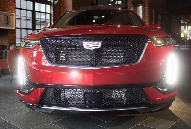 Cadillac XT7 2021: specifikace, cena, datum vydání
