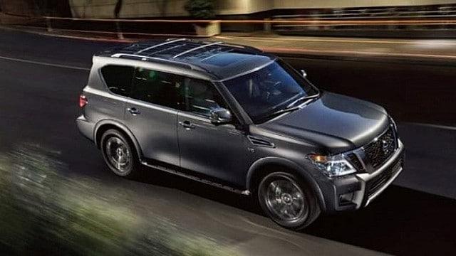 Nissan Patrol 2021: specifikace, cena, datum vydání