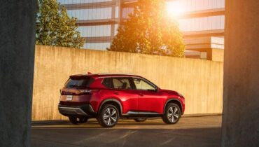 Nissan Rogue 2022: specifikace, cena, datum vydání