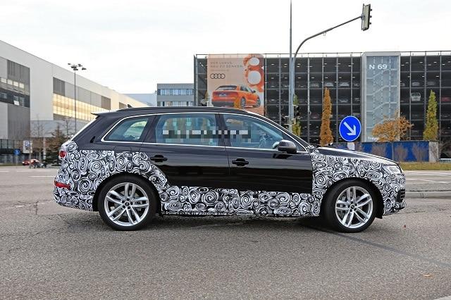 Audi Q7 2022: technické údaje, cena, datum vydání