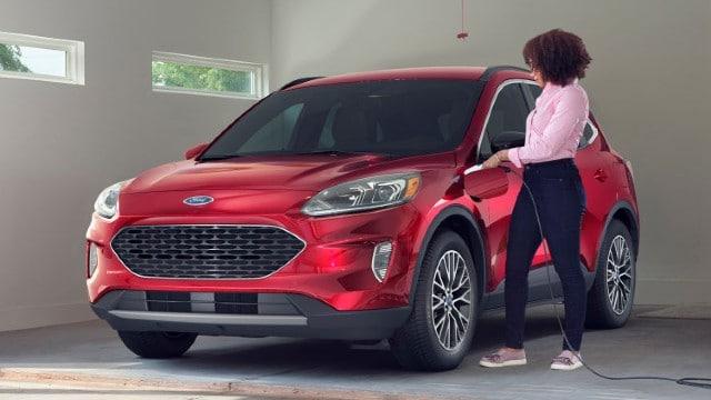 Ford Escape Hybrid 2021: specifikace, cena, datum vydání