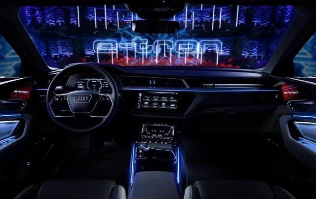 Audi E-Tron S 2021: technické údaje, cena, datum vydání