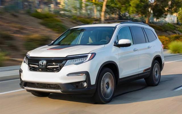 Honda Pilot 2022: specifikace, cena, datum vydání