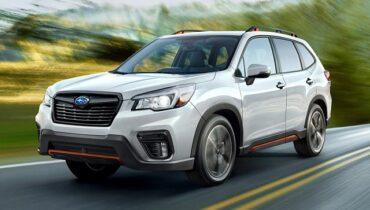 Subaru Forester 2022: specifikace, cena, datum vydání