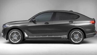 BMW X8 2021: technické údaje, cena, datum vydání