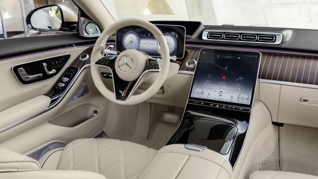 Mercedes-Maybach S-Class 2021: technická data, cena, datum vydání