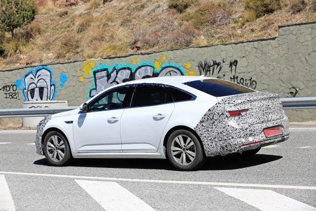 Renault Talisman 2021: specifikace, cena, datum vydání