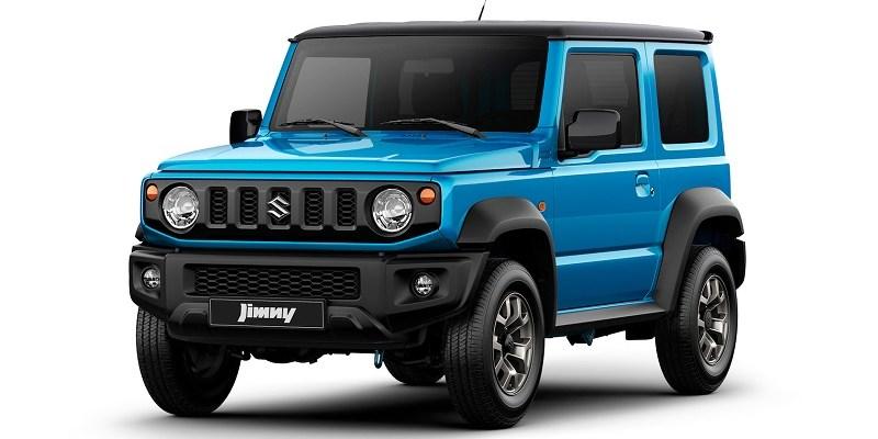 Suzuki Jimny 2021: specifikace, cena, datum vydání