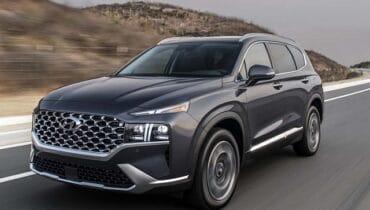Hyundai Santa Fe 2022: specifikace, cena, datum vydání
