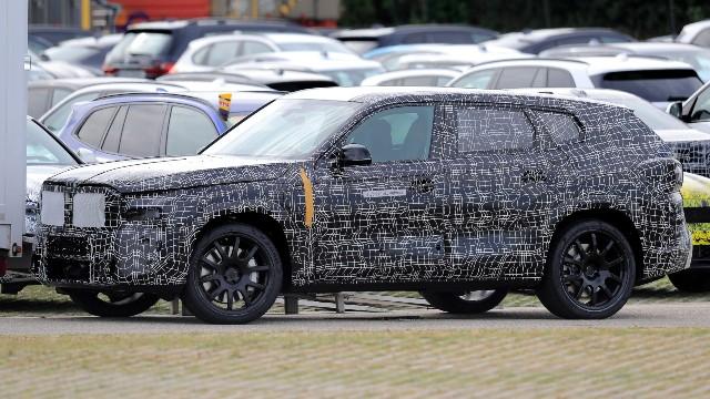 BMW X8 2022: technické údaje, cena, datum vydání