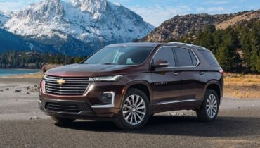 Chevrolet Traverse 2022: specifikace, cena, datum vydání