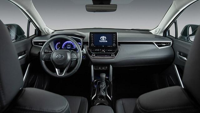 Toyota Corolla Cross 2022: specifikace, cena, datum vydání