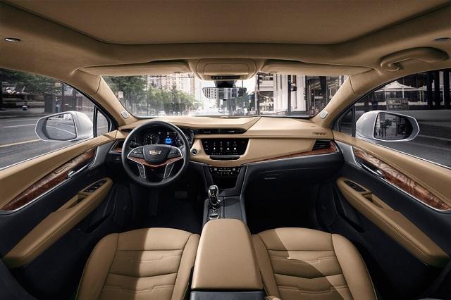 Cadillac XT5 2022: specifikace, cena, datum vydání