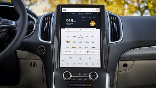 Ford Edge 2022: specifikace, cena, datum vydání