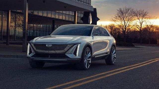 Cadillac Lyriq 2022: specifikace, cena, datum vydání