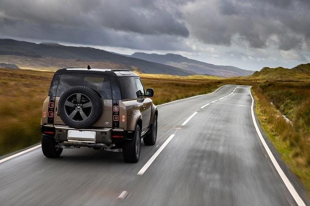 Land Rover Defender 2022: specifikace, cena, datum vydání