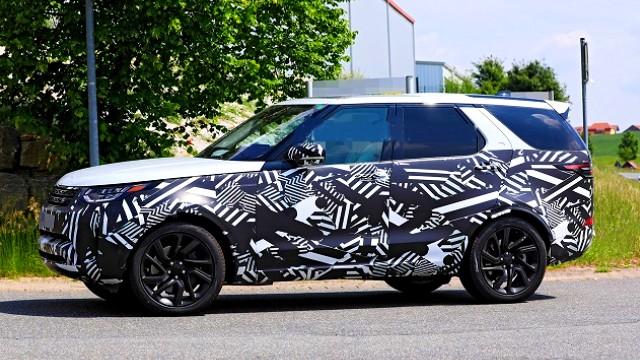 Land Rover Discovery 2022: specifikace, cena, datum vydání