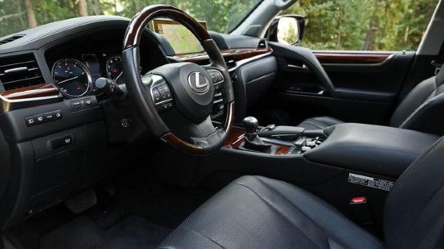 Lexus LX 2022: specifikace, cena, datum vydání