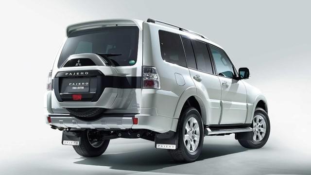 Mitsubishi Pajero 2022: specifikace, cena, datum vydání