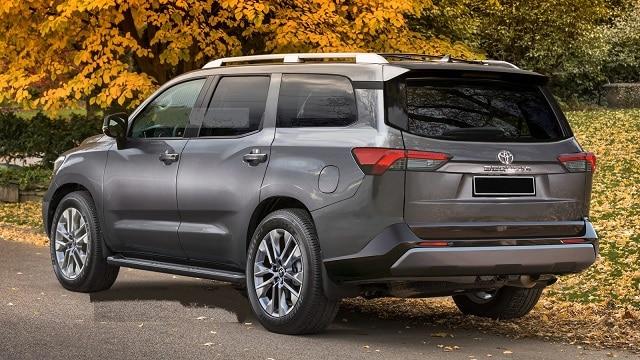Toyota Sequoia 2022: specifikace, cena, datum vydání