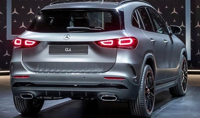 Mercedes-Benz GLA 2022: technické údaje, cena, datum vydání
