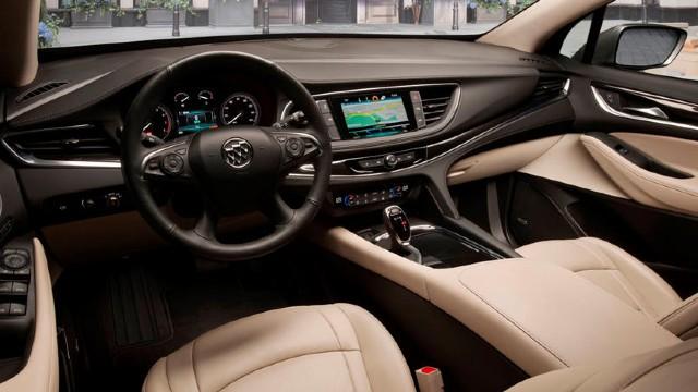 Buick Enclave 2022: specifikace, cena, datum vydání