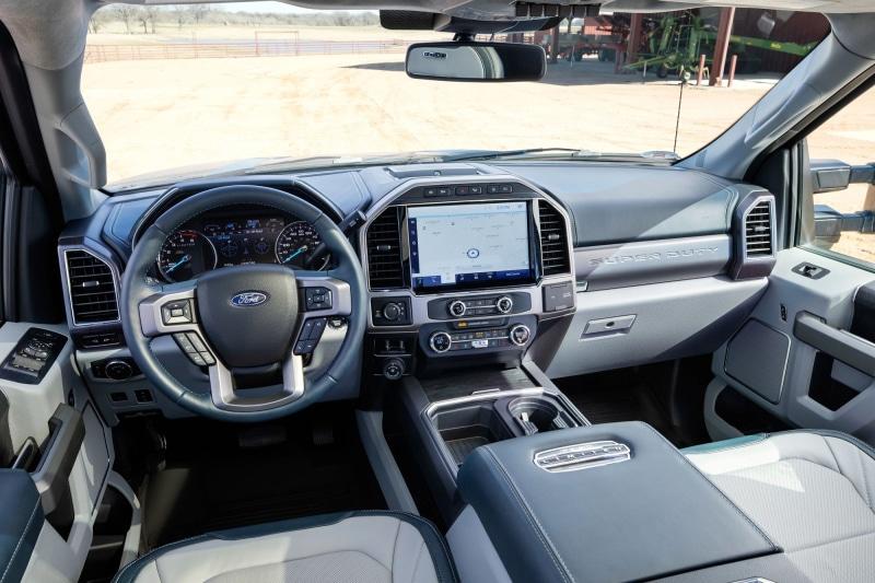 Ford F-250 2022: specifikace, cena, datum vydání