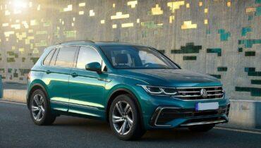 Volkswagen Tiguan 2022: technické údaje, cena, datum vydání