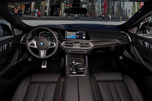 BMW X6 2022: technické údaje, cena, datum vydání