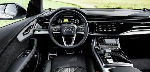Audi Q8 2022: technické údaje, cena, datum vydání