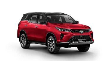 Toyota Fortuner 2022: specifikace, cena, datum vydání