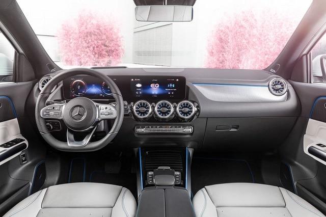 Mercedes-Benz EQA 2022: technické údaje, cena, datum vydání