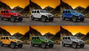 Jeep Wrangler 2022: specifikace, cena, datum vydání