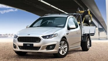 Ford Courier 2022: specifikace, cena, datum vydání