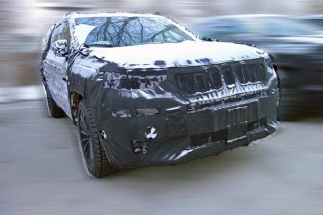 Jeep Commander 2022: specifikace, cena, datum vydání