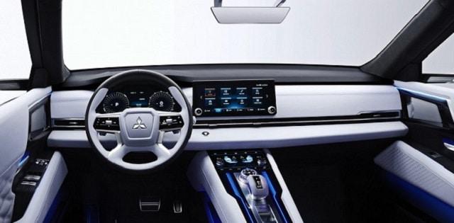 Mitsubishi Outlander 2022: specifikace, cena, datum vydání