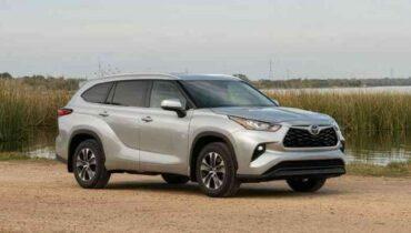 Toyota Highlander 2022: specifikace, cena, datum vydání