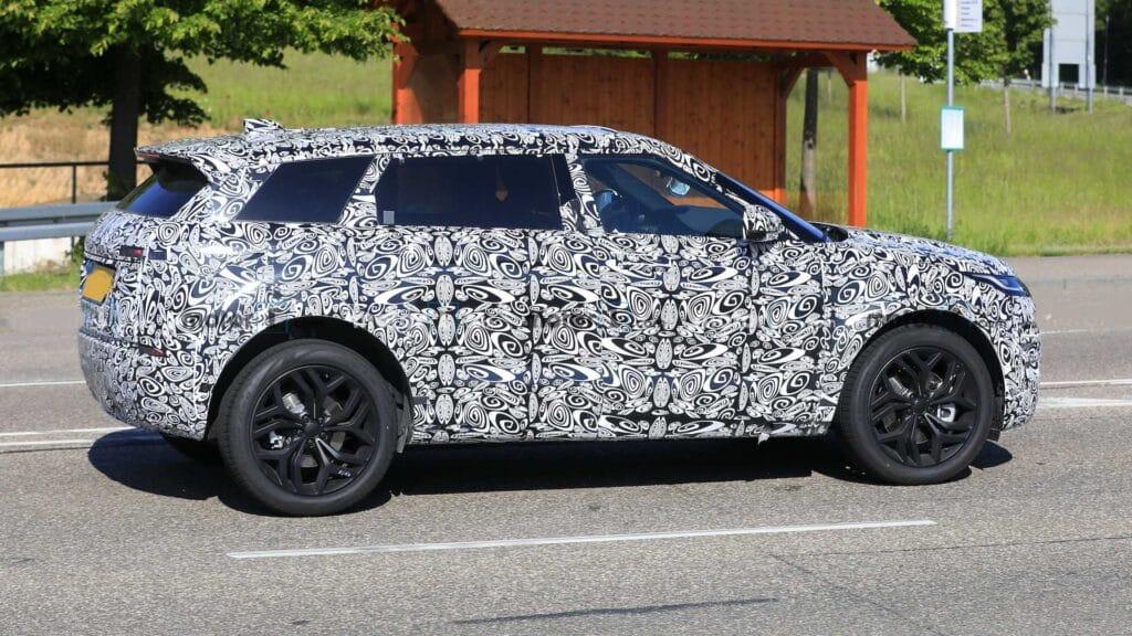 Range Rover Evoque 2022: specifikace, cena, datum vydání