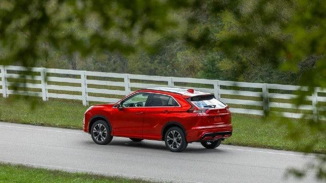 Mitsubishi Eclipse Cross 2022: specifikace, cena, datum vydání