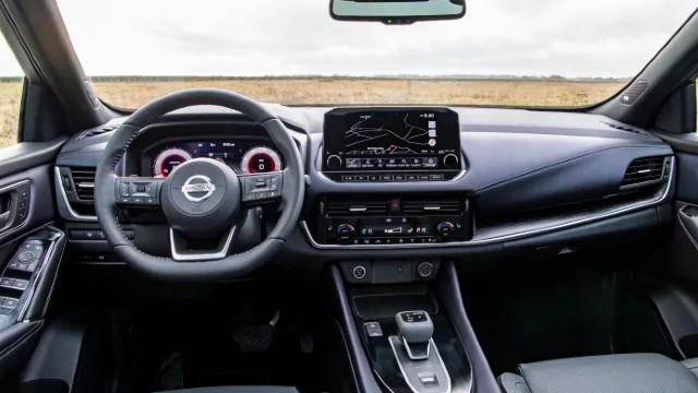 Nissan Qashqai 2022: specifikace, cena, datum vydání