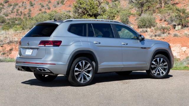 VW Atlas 2022: technické údaje, cena, datum vydání