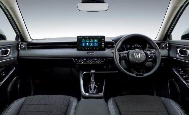 Honda HR-V 2022: specifikace, cena, datum vydání